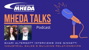 MHEDA Talks: Joe Ginnetti on Industrial Sales and Building Relationships