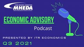 Economic Advisory Report: July 2021