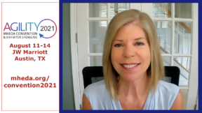 Liz Richards Invites You to the 2021 MHEDA Convention